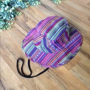 Obey | Multi Colored Sierra Bucket Hat